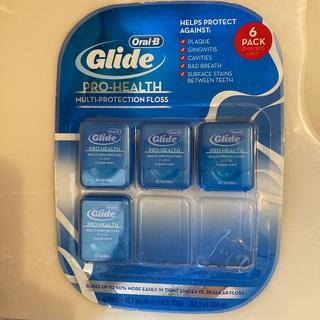 ピーアンドジー(P&G)のフロス P&G oral B   Glide     PRO-HEALTH 4個(歯ブラシ/デンタルフロス)