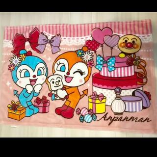 アンパンマン(アンパンマン)のアンパンマン ブランケット 毛布 (毛布)