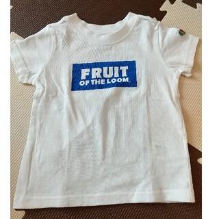 ブリーズ(BREEZE)の【未使用】BREEZE フルーツオブザルーム Tシャツ 100(Tシャツ/カットソー)