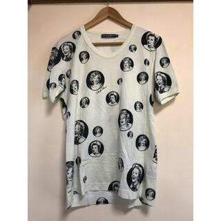 ドルチェアンドガッバーナ(DOLCE&GABBANA)のDOLCE&GABBANA マリリン・モンロー Tシャツ(Tシャツ/カットソー(半袖/袖なし))