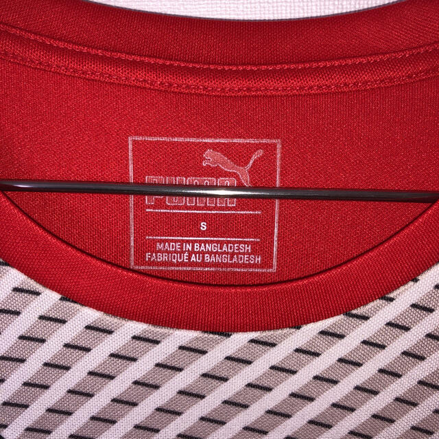 PUMA(プーマ)のPUMAメンズTシャツ スポーツ/アウトドアのサッカー/フットサル(ウェア)の商品写真