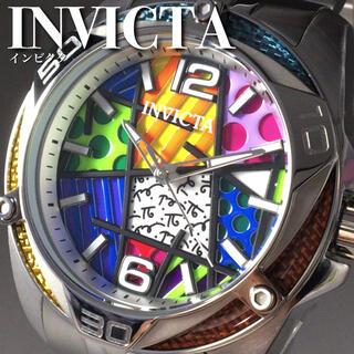 インビクタ(INVICTA)の★ブリット★インビクタ/INVICTA/メンズ腕時計/管理番号WW1164A(腕時計(アナログ))