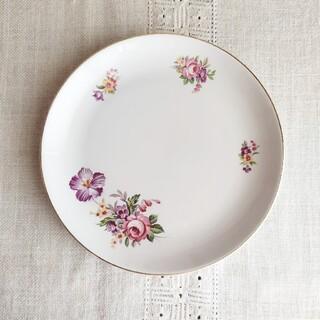 アッシュペーフランス(H.P.FRANCE)の*old arabia ❀ 夏の花々 *✿❀ dinner plate(食器)