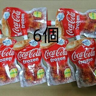 コカ・コーラ - コカ・コーラ   フローズンレモン    6個