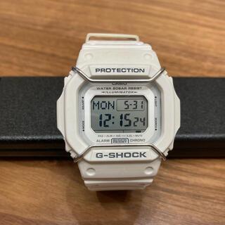 G-SHOCK - CASIO G-SHOCK DW-D5600P ホワイト 腕時計