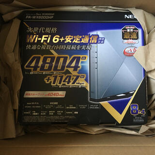 NEC - PA-WX6000HP