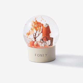 FOXEY - フォクシー スノードーム オータム秋 新品未使用