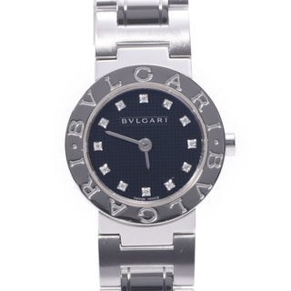 ブルガリ(BVLGARI)のブルガリ  ブルガリブルガリ23 12Pダイヤ 腕時計(腕時計)