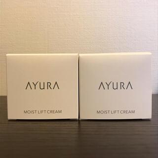 アユーラ(AYURA)のAYURA アユーラ モイストリフトクリーム 2個セット(フェイスクリーム)