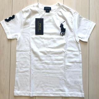 Ralph Lauren - タグ付き未使用⭐︎ラルフローレン ビックポニー⭐︎ Tシャツ7T(130)