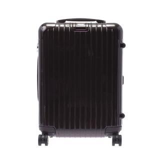 リモワ(RIMOWA)のリモワ  Cabin S スーツケース キャリーバッグ ダークブラウン(スーツケース/キャリーバッグ)