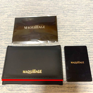 MAQuillAGE - マキアージュ 3点セット