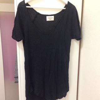 ザラ(ZARA)の丈長めTシャツ(Tシャツ(半袖/袖なし))