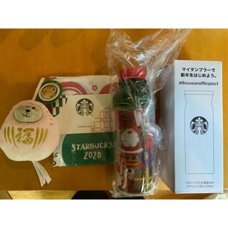 スターバックスコーヒー(Starbucks Coffee)のスターバックス福袋 2021(日用品/生活雑貨)