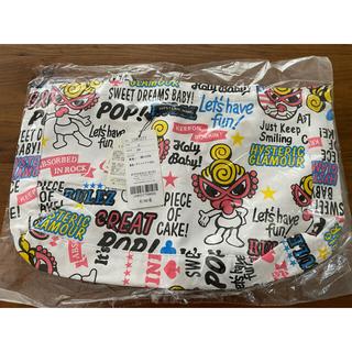 HYSTERIC MINI - バッグ マザーズバッグ トートバッグ 新品未開封 タグ付き ヒスミニ 海外製品