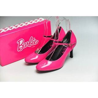 バービー(Barbie)の新品◎Barbie バービー*エナメルパンプス 22cm /KH798(ハイヒール/パンプス)