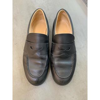 KID CORE キッドコア ローファー 24センチ(ローファー/革靴)