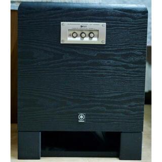 ヤマハ(ヤマハ)の美品 YAMAHA ヤマハ YST-SW800 サブウーファーシステム(スピーカー)