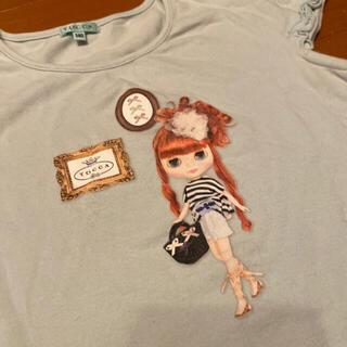 トッカ(TOCCA)の♡まとめて値引き致します!様専用♡ トッカ お人形トップス(Tシャツ/カットソー)