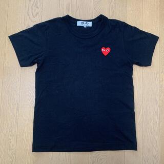 COMME des GARCONS - 新品 ギャルソン PLAY Tシャツ Mサイズ レディース