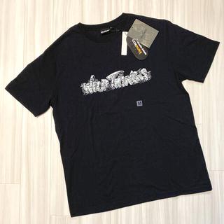 WILDTHINGS - ワイルドシングス Tigerstripebydaisketch Tシャツ M