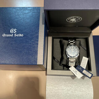 Grand Seiko - NEW SBGN021  Grand Seiko Sport