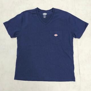 ダントン(DANTON)のDANTON ダントン Vネック ポケット Tシャツ ポケT(Tシャツ/カットソー(半袖/袖なし))