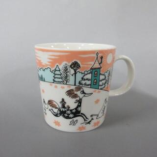 アラビア マグカップ新品同様  - 陶器(食器)