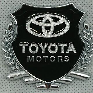 トヨタ(トヨタ)のTOYOTA トヨタ プレート(車外アクセサリ)