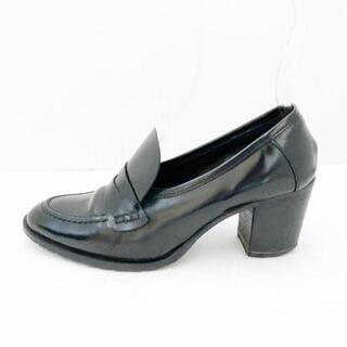 ファビオルスコーニ(FABIO RUSCONI)のファビオルスコーニ ローファー 36美品  -(ローファー/革靴)