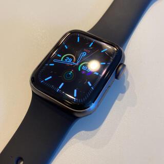 アップル(Apple)のApple Watch 4 cellular 40mm バッテリー96% 美品(その他)
