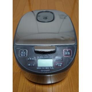 SHARP - 炊飯器  SHARP製  KS-S10J-S