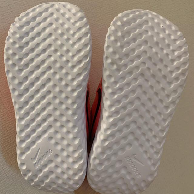 NIKE(ナイキ)のNIKEキッズスニーカー キッズ/ベビー/マタニティのキッズ靴/シューズ(15cm~)(スニーカー)の商品写真