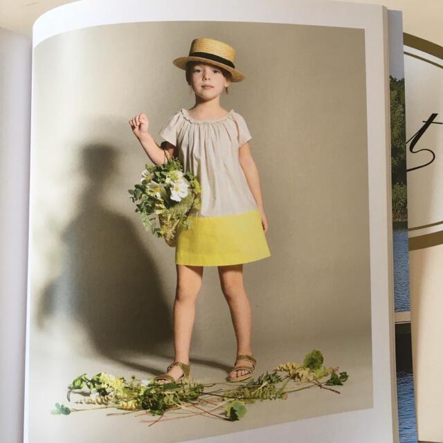 Bonpoint(ボンポワン)の専用♡ボンポワン ♡ ワンピース 8A 120 キッズ/ベビー/マタニティのキッズ服女の子用(90cm~)(ワンピース)の商品写真