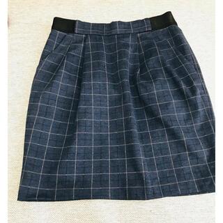 カプリシューレマージュ(CAPRICIEUX LE'MAGE)の CAPRICIEUX LE'MAGE タイトスカート(ひざ丈スカート)