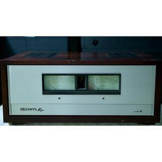 パイオニア(Pioneer)のPioneer Exclusive M4a 2ch ステレオパワーアンプ(パワーアンプ)