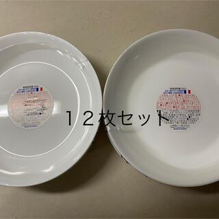 ヤマザキセイパン(山崎製パン)のヤマザキ春のパン祭り 白いお皿 12枚(食器)