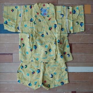 ミキハウス(mikihouse)のミキハウス 美品☆80センチ甚平(甚平/浴衣)