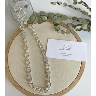トゥデイフル(TODAYFUL)のsilver 925 sturdy chain necklace(ネックレス)