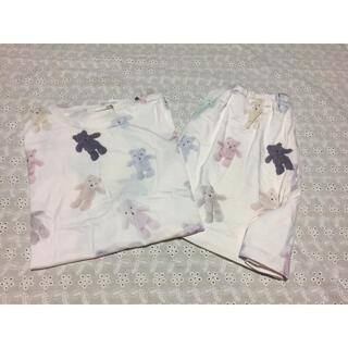 gelato pique - 新品☆ベアTシャツ&ショートパンツセット