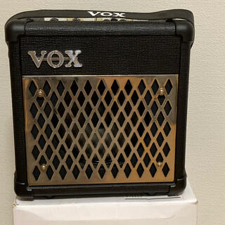 ヴォックス(VOX)のギターアンプvox mini5とケーブル(ギターアンプ)