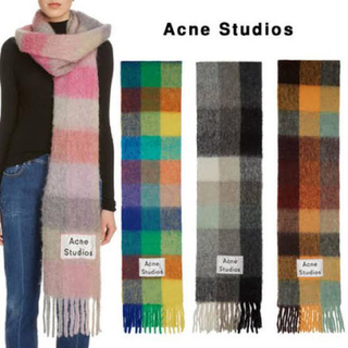 ACNE - Acne Studios(アクネ)のマフラー