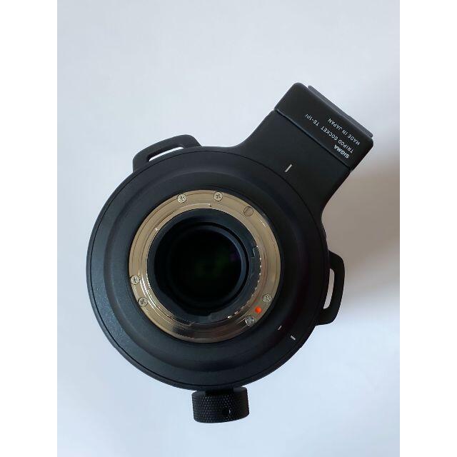 SIGMA(シグマ)のSIGMA 60-600mm F4.5-6.3 DG OS HSM ニコン用 スマホ/家電/カメラのカメラ(レンズ(ズーム))の商品写真