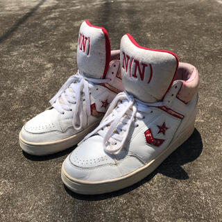 NUMBER (N)INE - numbernine converse ウェポン スニーカー アーカイブ