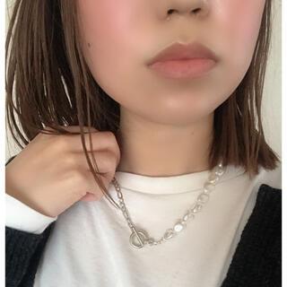 ビューティアンドユースユナイテッドアローズ(BEAUTY&YOUTH UNITED ARROWS)のpearl chain necklace(ネックレス)
