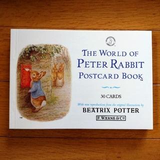 ピーターラビット  ポストカードブック(カード/レター/ラッピング)