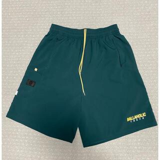 ballaholic Zip Shorts (green)(バスケットボール)