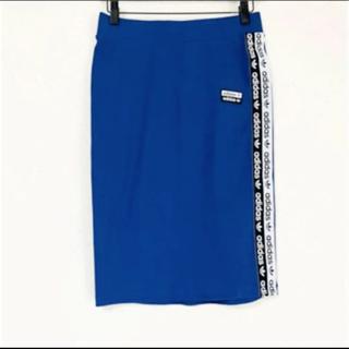 adidas - サイドのロゴが可愛い(๑˃̵ᴗ˂̵)✨‼️❤️adidas❤️綺麗なブルー