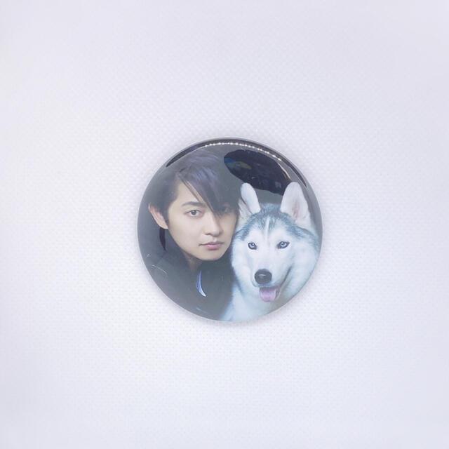 下野紘スペシャルステージ 「ONE CHANCE」 缶バッジ 犬 エンタメ/ホビーの声優グッズ(その他)の商品写真