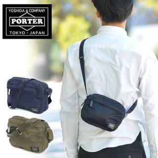 ポーター(PORTER)の【人気アイテム】ポーターフレーム ショルダーバッグ 未使用品(ショルダーバッグ)